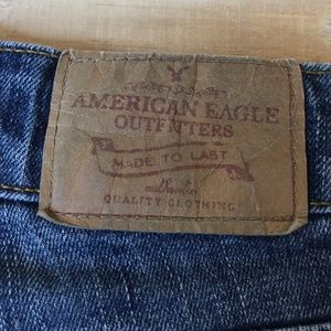 American Eagle Outfitters Pants - American Eagle Women's Jeans Size W34 L20 Blue